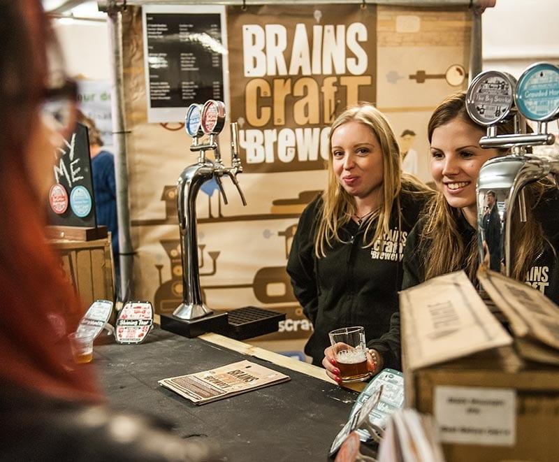 brains craft brewery