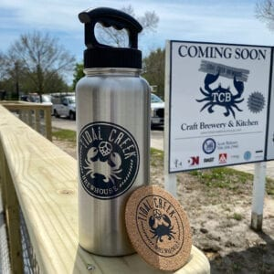 Tidal Creek Brewhouse 32 oz. insulated Growler