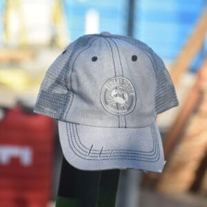 grey tidal creek brewhouse hat