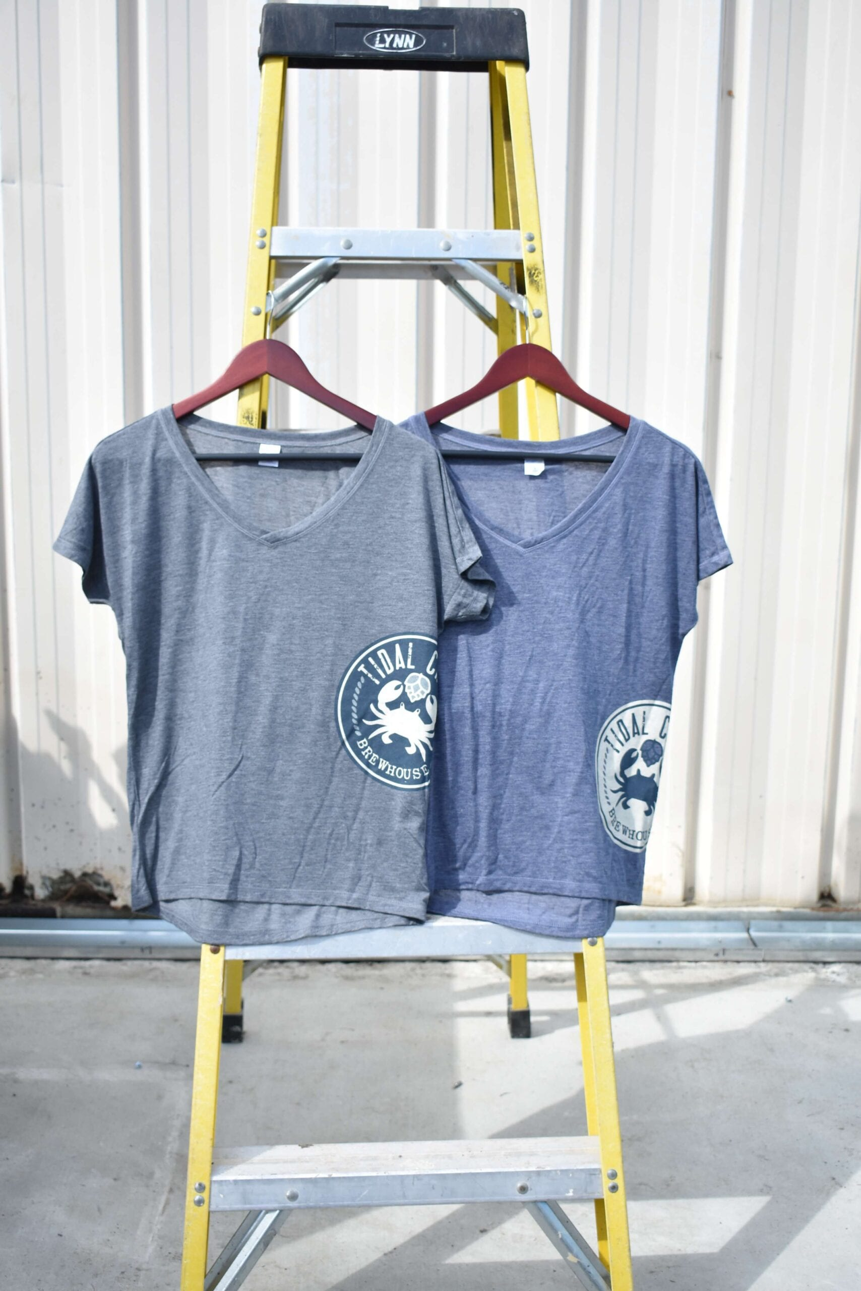 Women's Active V-Neck T-Shirt - Tidal Creek Brewhouse