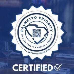 palmetto health safety certification