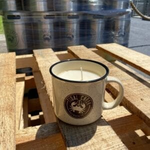 15 oz Coffee Mug Candle