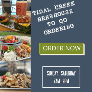 tidal creek brewhouse to go ordering