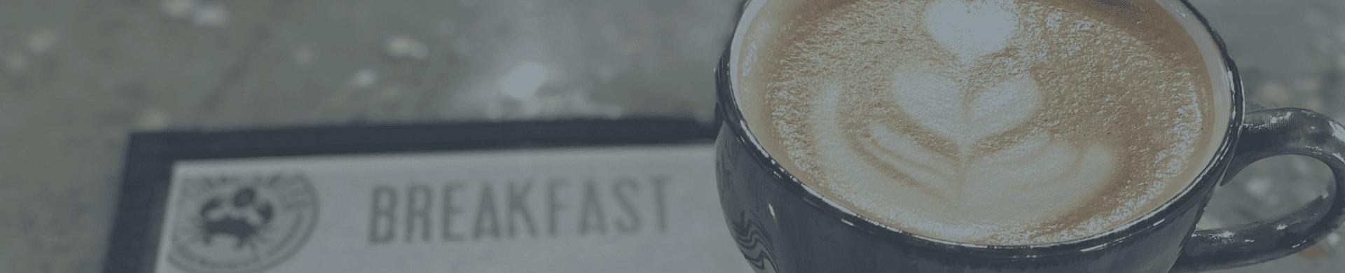 coffee and breakfast in myrtle beach