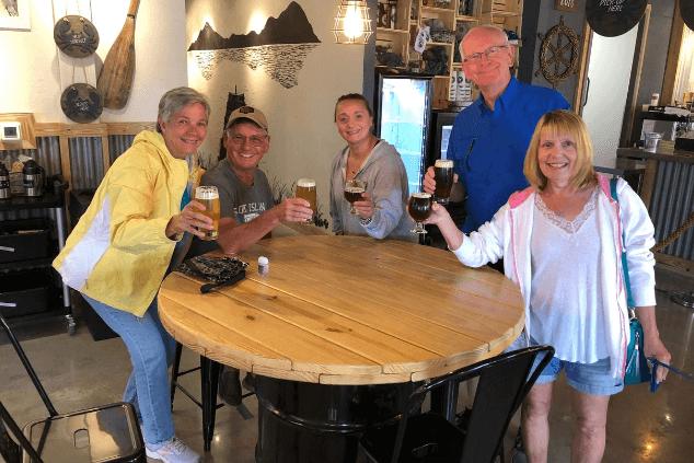 tidal creek brewhouse customers