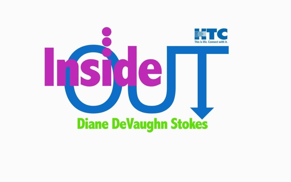 inside out with diane devaughn stokes logo