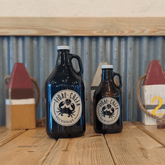tidal creek brewhouse jugs
