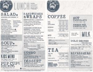 Lunch Jan 21 - TCB
