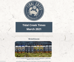 TCB March Newsletter