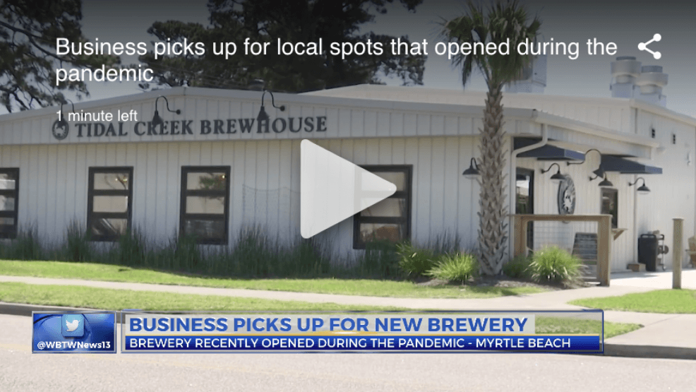 video of tidal creek brewhouse